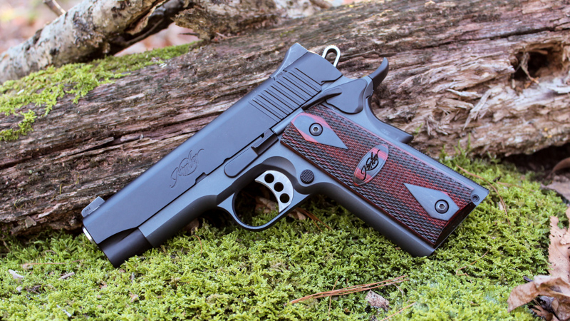 Sniper Grey / Graphite Black Kimber